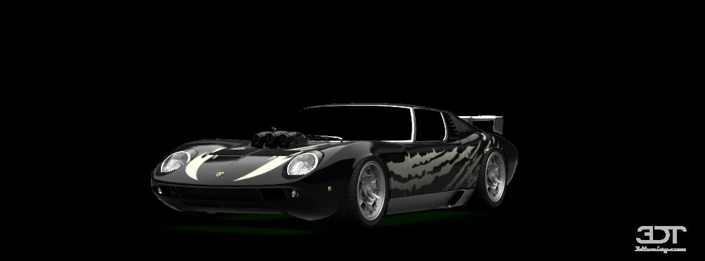 Lamborghini Miura 66 By Tking123
