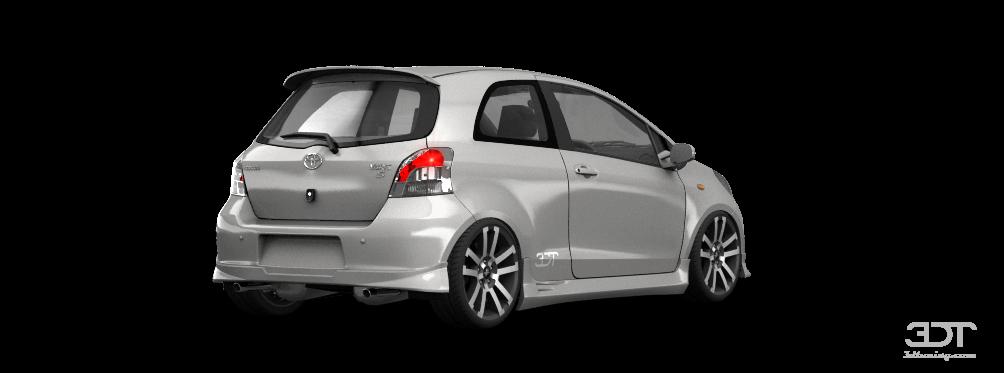 Toyota Yaris S'09