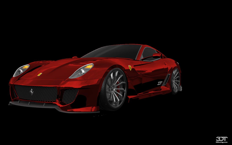 Ferrari 599 2 Door Coupe 2012 tuning