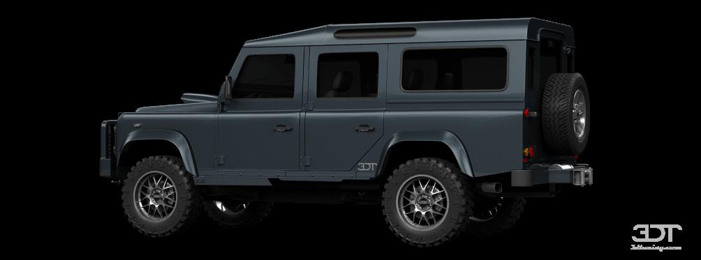 Range Rover Defender'11