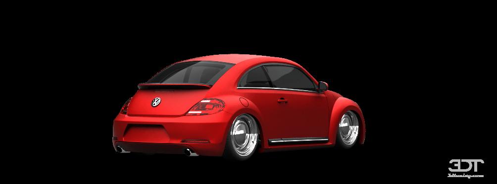 3dtuning Of Volkswagen Beetle 2 Door Coupe 2012 3dtuning