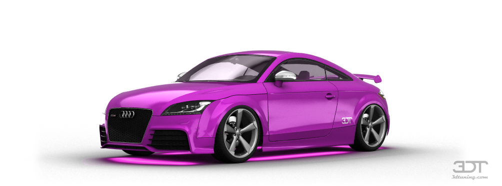 Audi TT-RS Coupe 2010 tuning