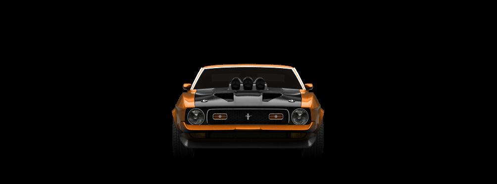 Mustang Mach 1'71