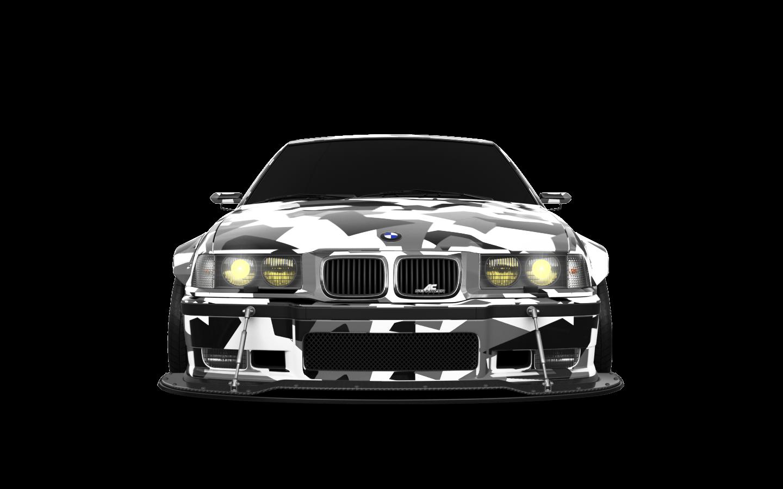 BMW 3 Series 4 Door Saloon 1990
