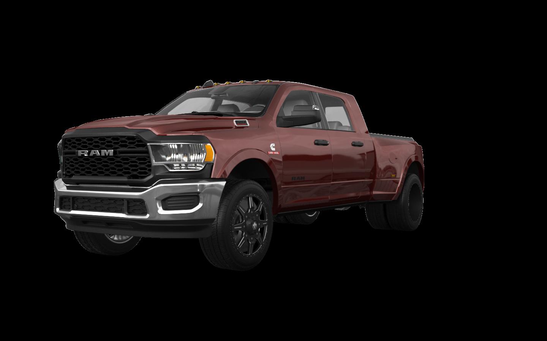 Dodge Ram 3500 4 Door pickup truck 2020 tuning