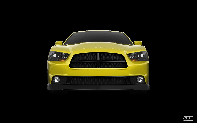 Dodge Charger SRT8'11