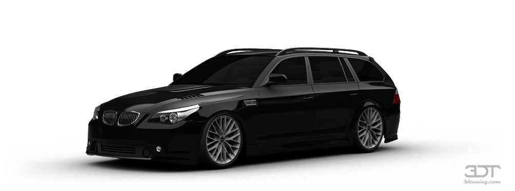 BMW 5 series Wagon 2003 tuning