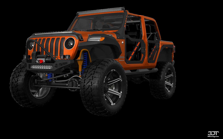 Jeep Wrangler Rubicon (JL)'18