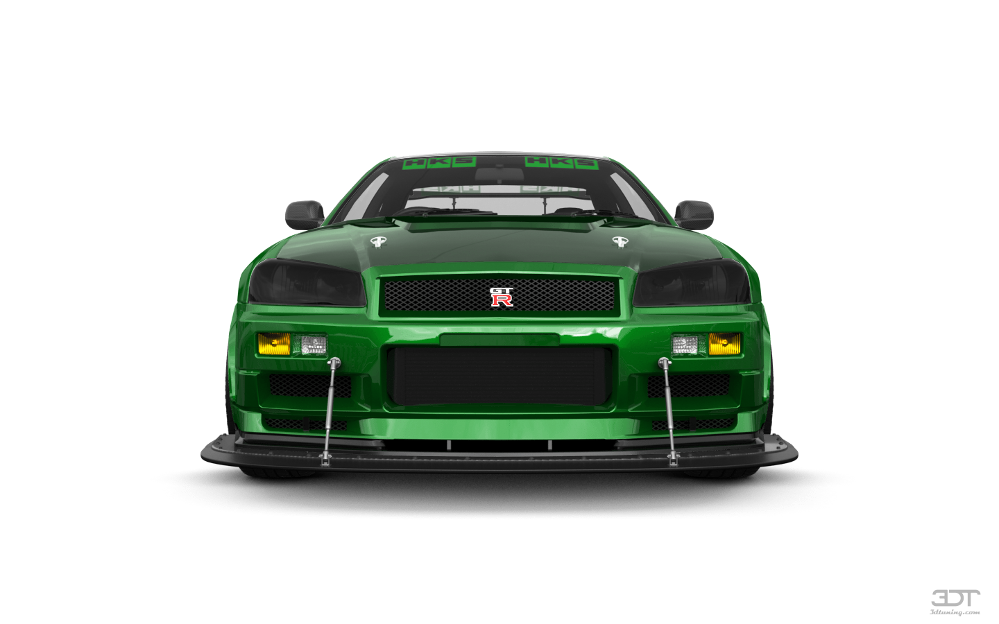 Nissan Skyline GT-R 2 Door Coupe 2000