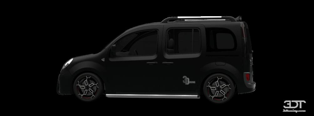 Car Bumper Guard >> 3DTuning of Renault Kangoo Van 2008 3DTuning.com - unique ...