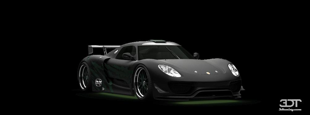 Porsche 918 RSR'12
