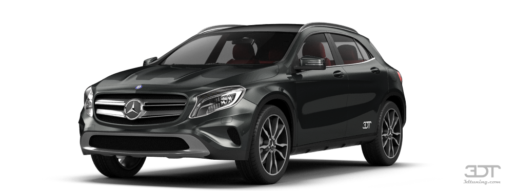 3dtuning Of Mercedes Gla Suv 2014 3dtuning Com Unique On