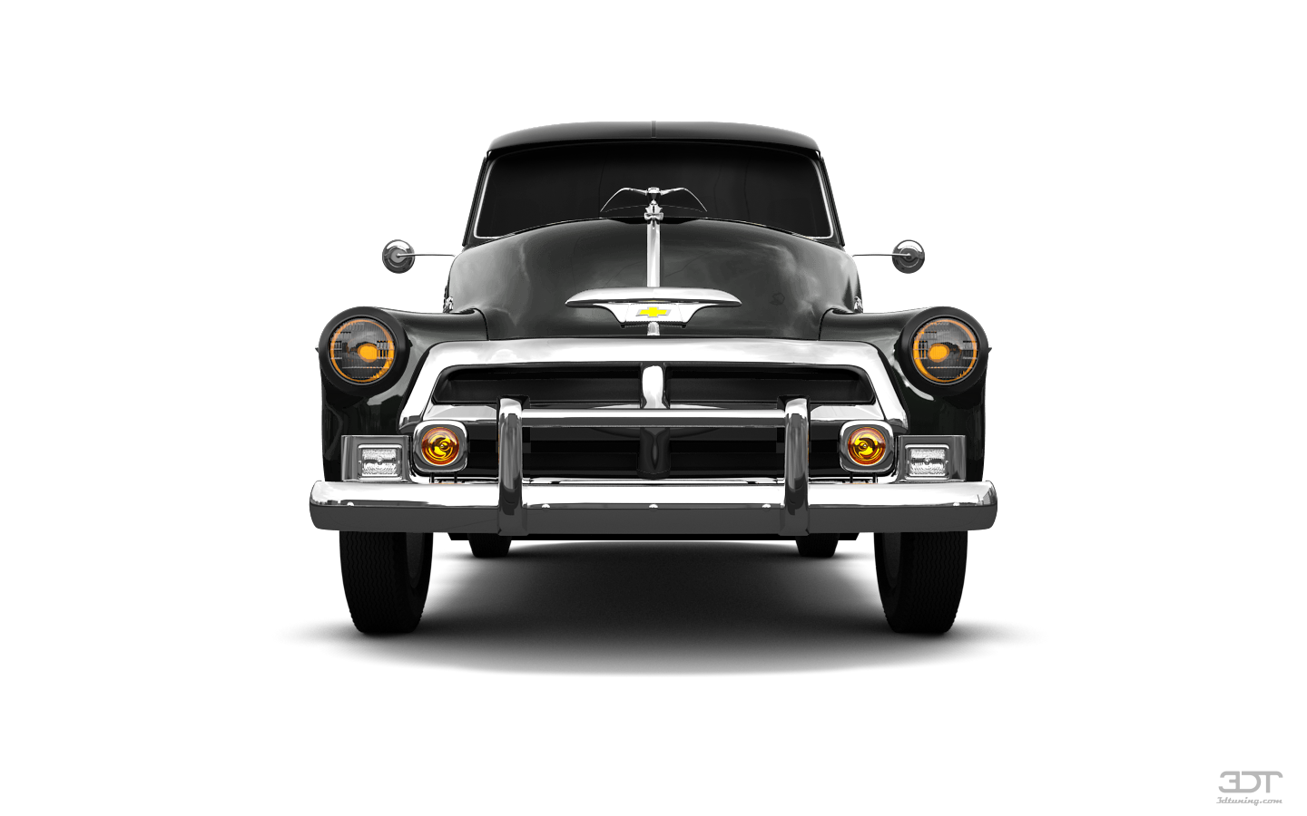 My Perfect Chevrolet 3100 1954 Truck Paint Colors Pickup