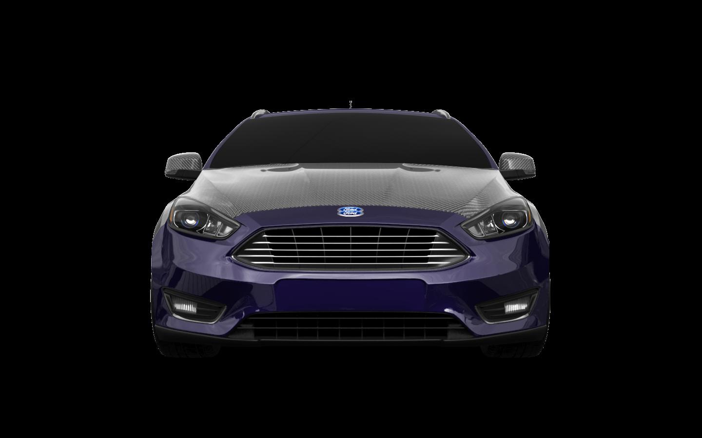 Ford Focus Wagon 2015