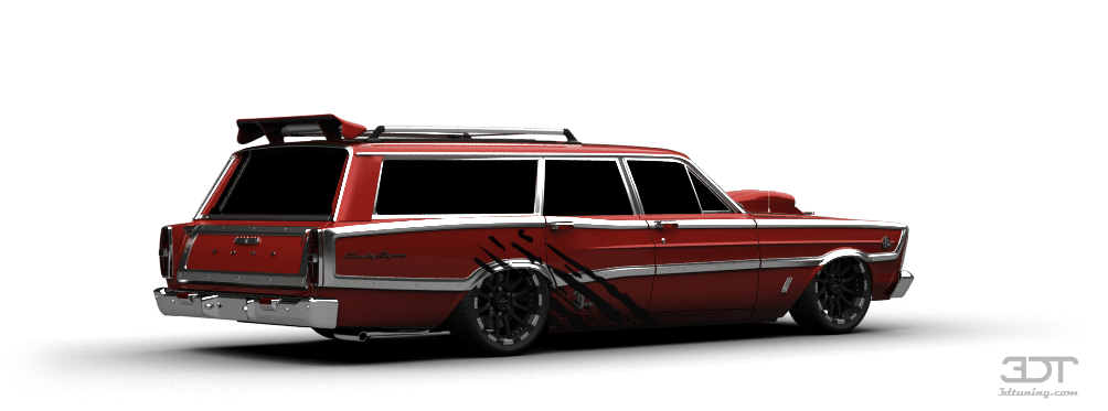 Ford Country Squire'66