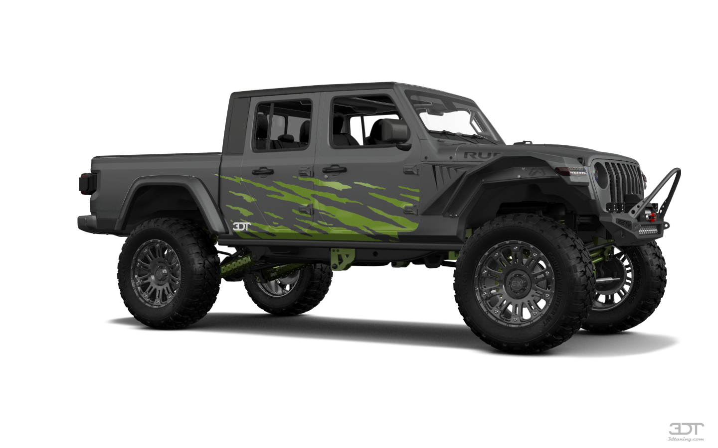 Jeep Gladiator Pickup Truck 2020 tuning