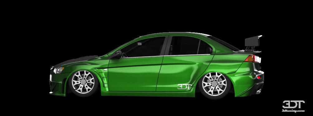3DTuning of Mitsubishi Lancer Evo Sedan 2007 3DTuning.com - unique on-line car configurator for ...