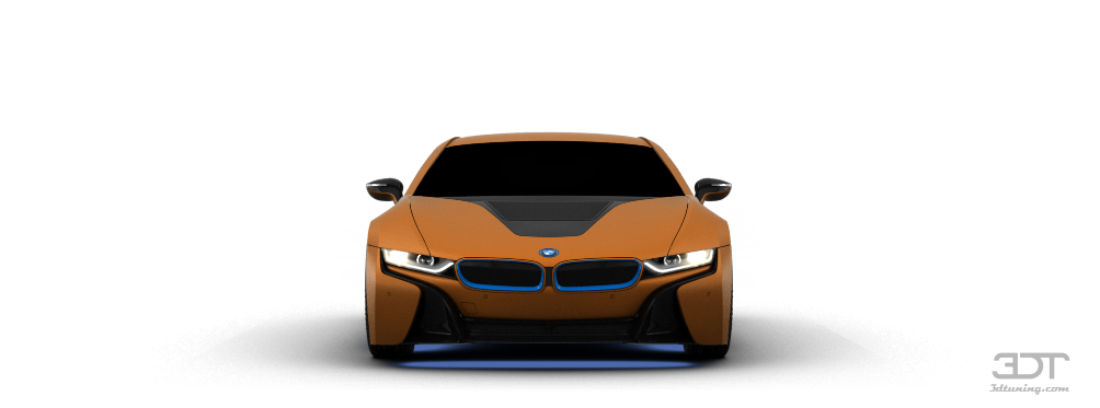 My perfect BMW i8 series.