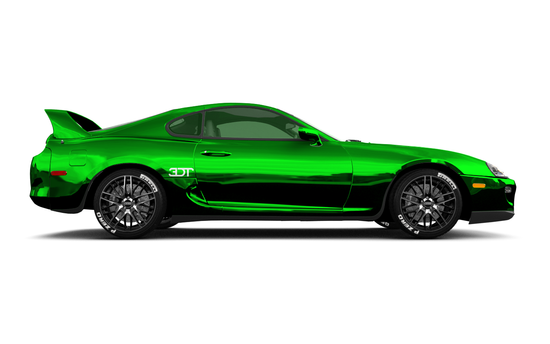 Toyota Supra'00
