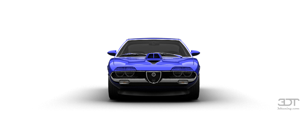 Alfa Romeo Montreal'70