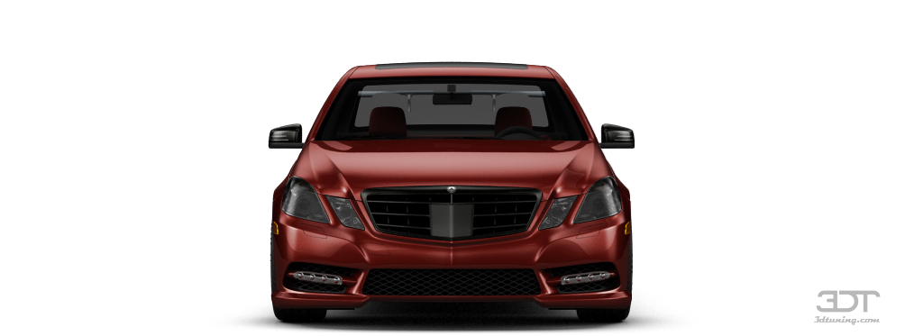 Mercedes E class Sedan 2011