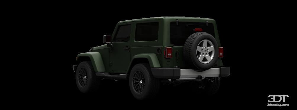 Jeep Wrangler'10