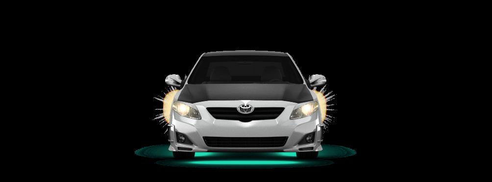 Toyota Corolla Sedan 2007