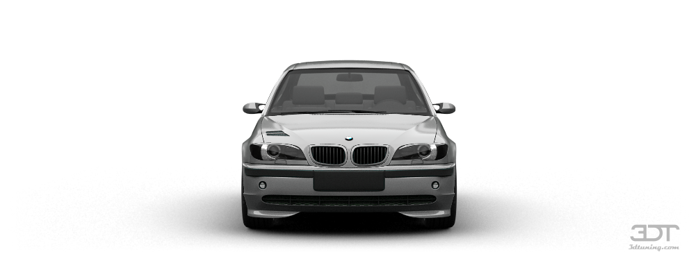 BMW 3 series (facelift)'02