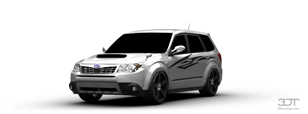 Subaru Forester Tuning >> My perfect Subaru Forester.