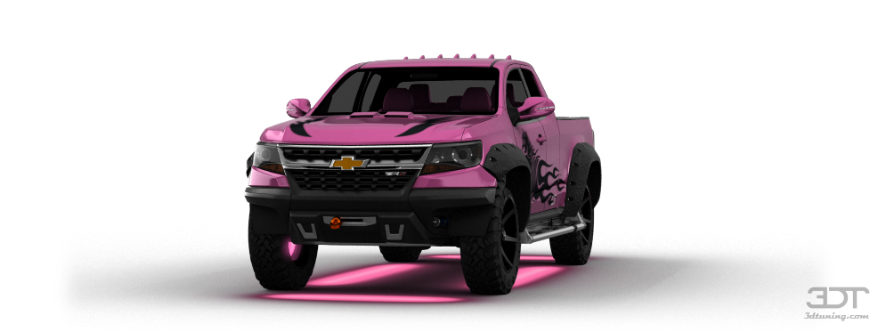 Chevrolet Colorado ShortCab'15