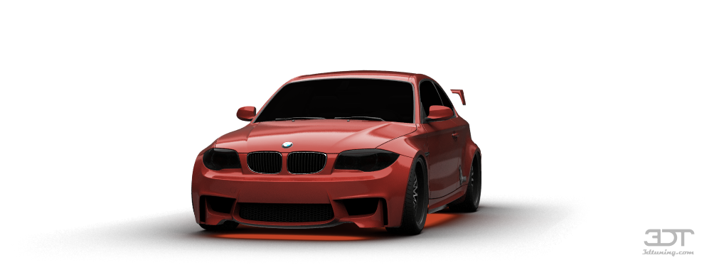 BMW 1 Series Coupe 2008 tuning