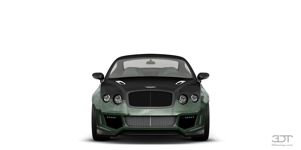 my perfect bentley continental gt.