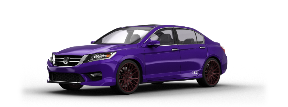 Honda Accord Sedan 2013 tuning