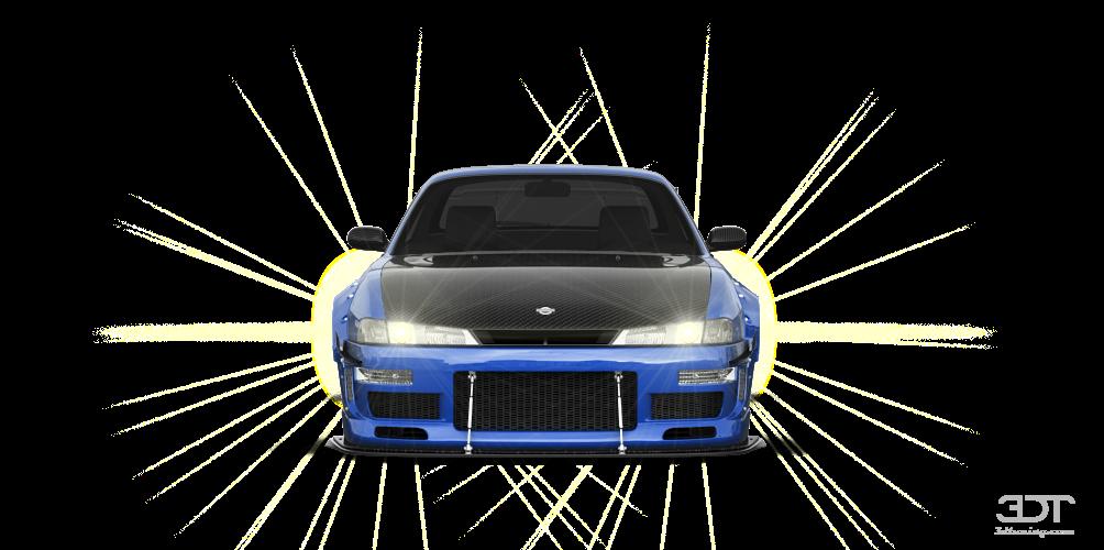 ... Nissan Silvia S14 2 Door Coupe 1994 Tuning ...