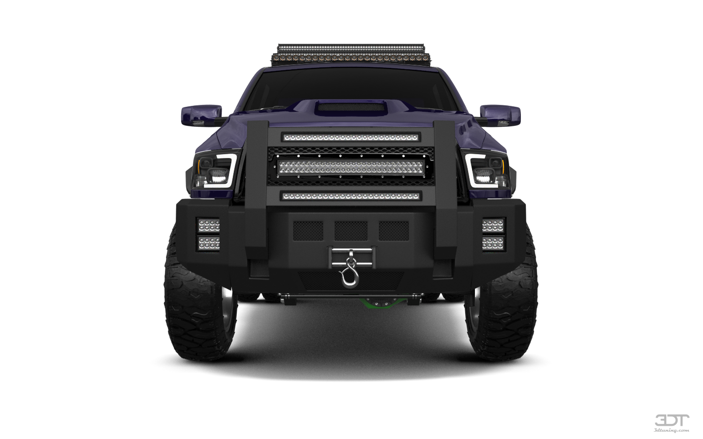 Dodge Ram 3500'14