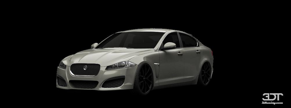 Jaguar XF Sedan 2012 tuning