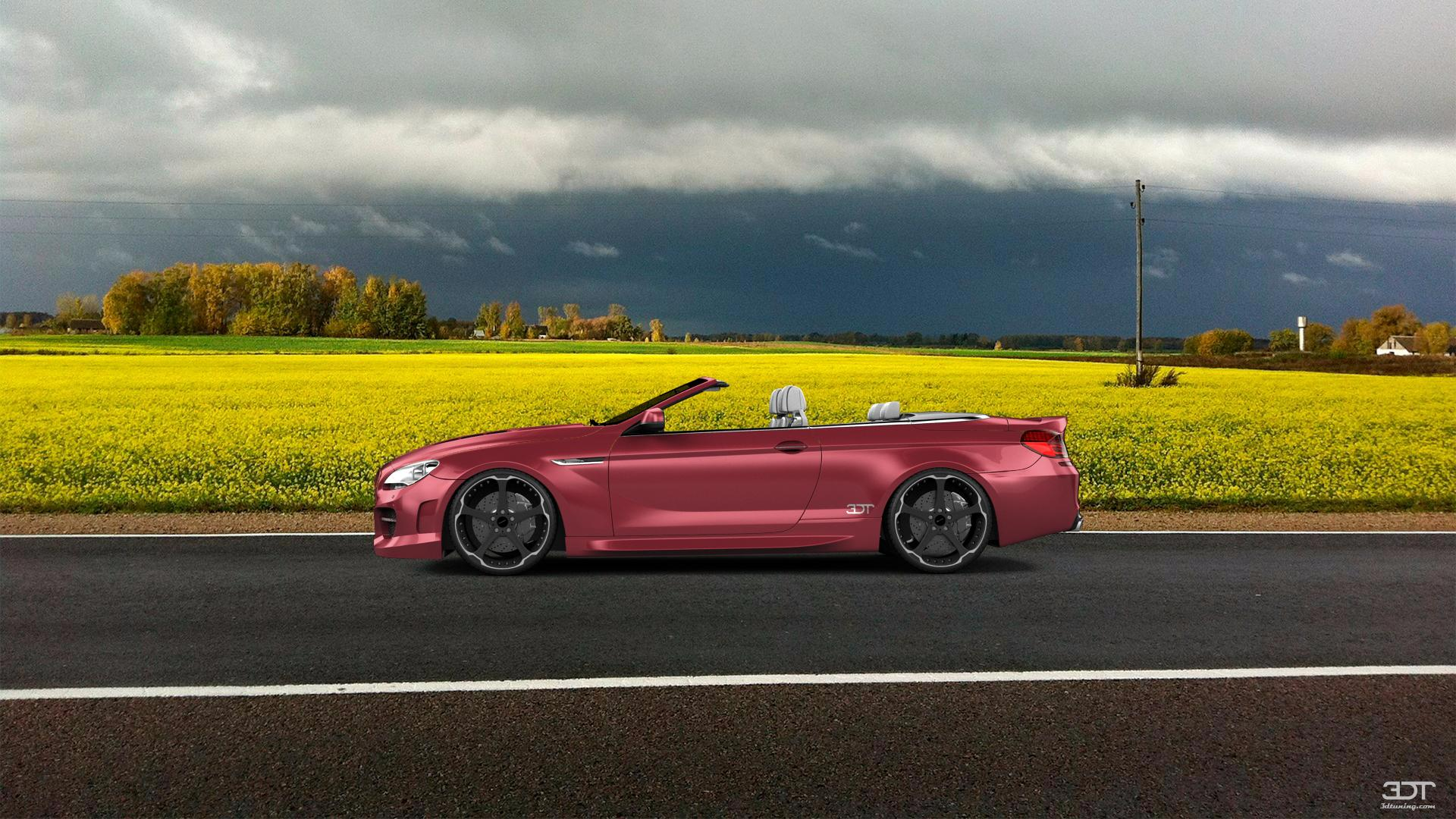 3dtuning Of Bmw 6 Series Convertible 2012 3dtuning Com Unique On Line Car Configurator For