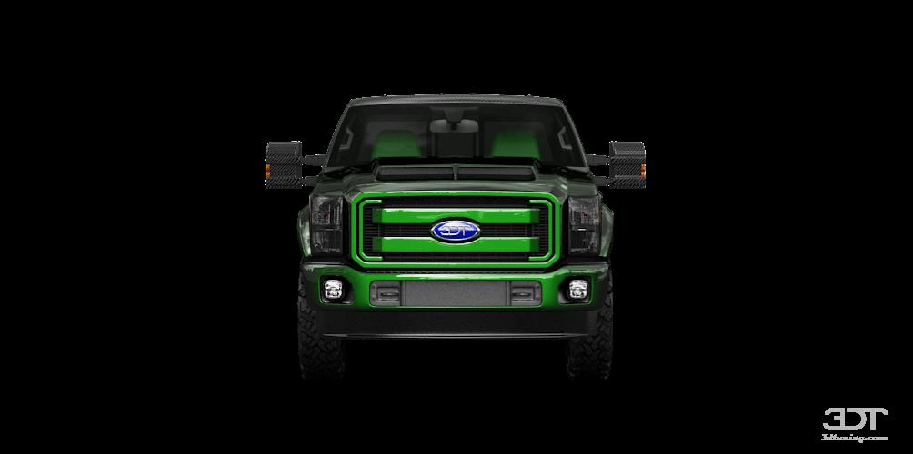Ford F-250 CrewCab Truck 2013