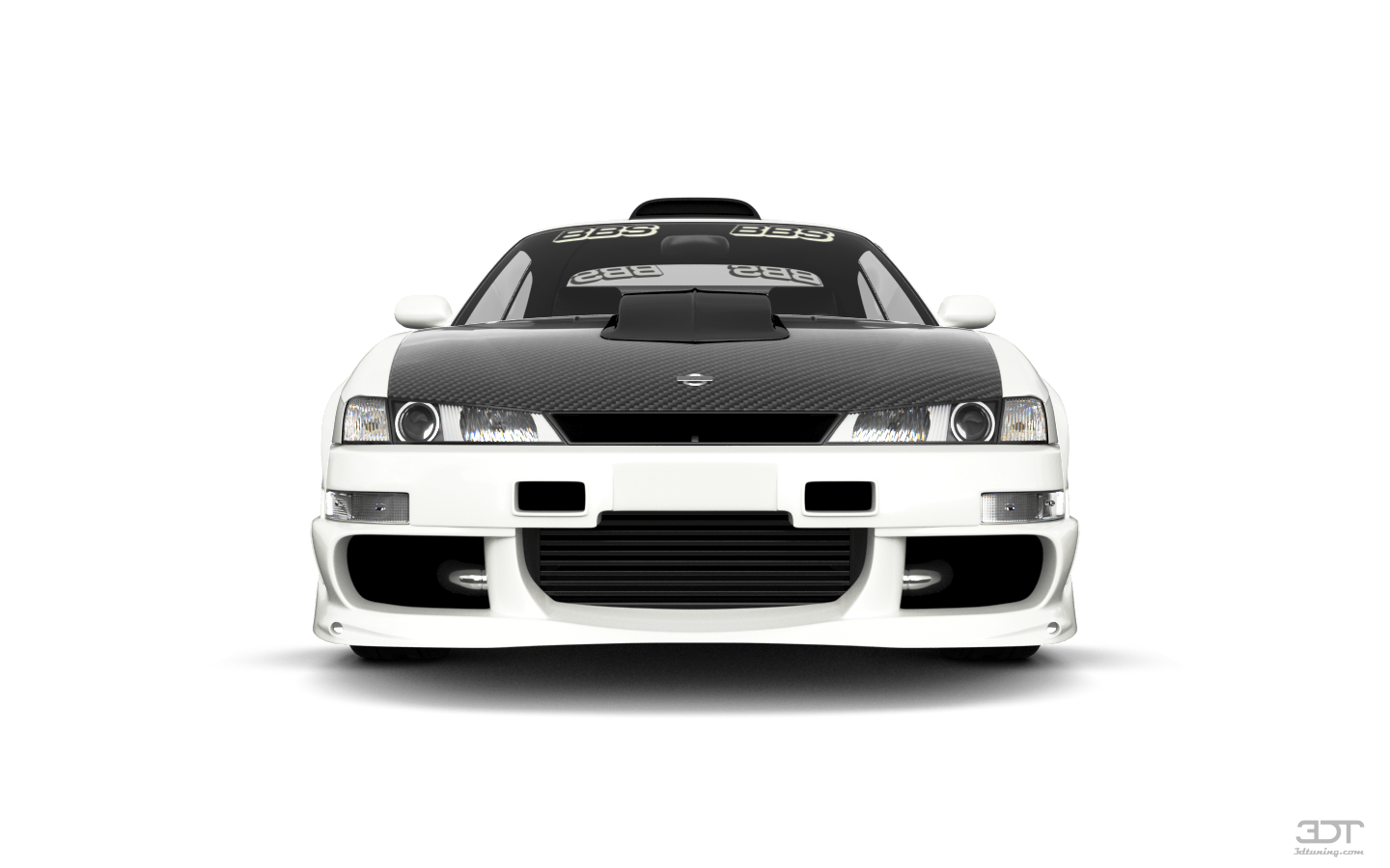 Nissan Silvia S14 2 Door Coupe 1995