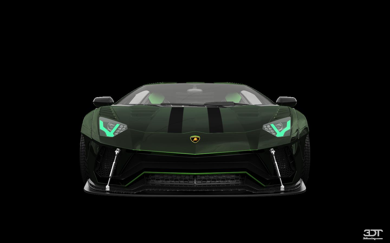 My Perfect Lamborghini Aventador