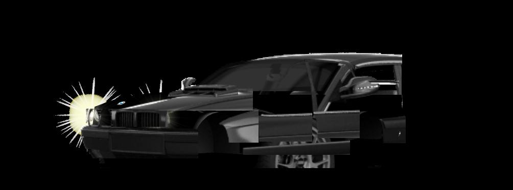 BMW 5 Series Sedan 1987 tuning