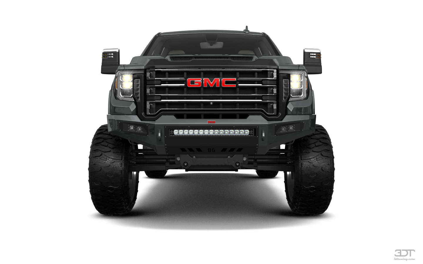 GMC Sierra 2500 HD'20
