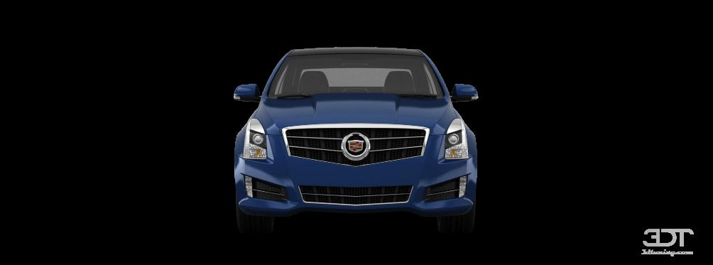 Cadillac ATS'13