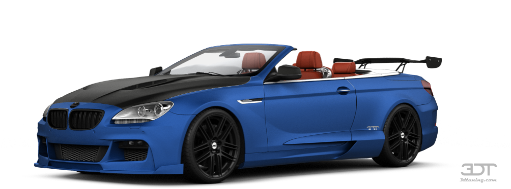 BMW 6 Series Convertible 2012 tuning
