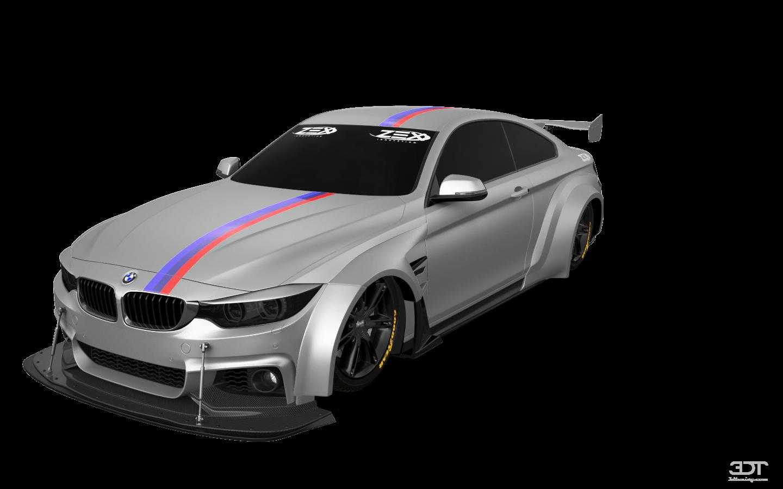 BMW 4 Series 2 Door Coupe 2014 tuning