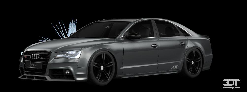 Audi A8 Sedan 2011 tuning