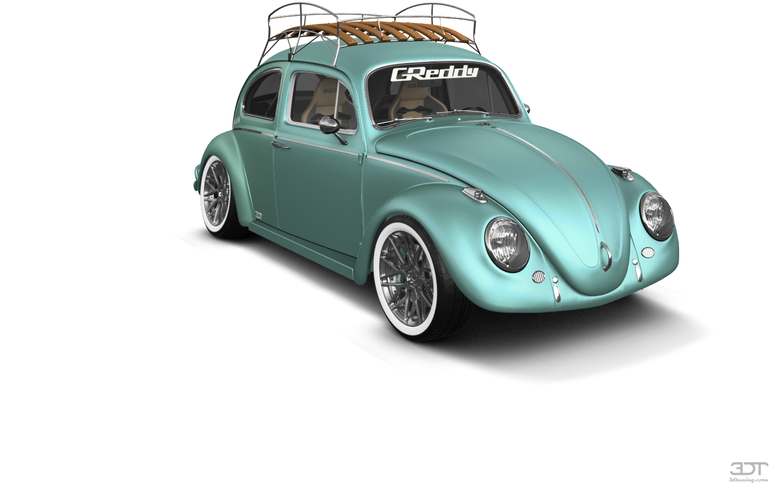 Volkswagen Beetle Saloon 1964 tuning