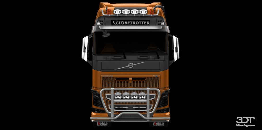 Volvo FH16 Globetrotter XL Cab'13