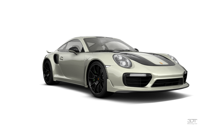 Porsche 911 Turbo S'14 by N D Automotive
