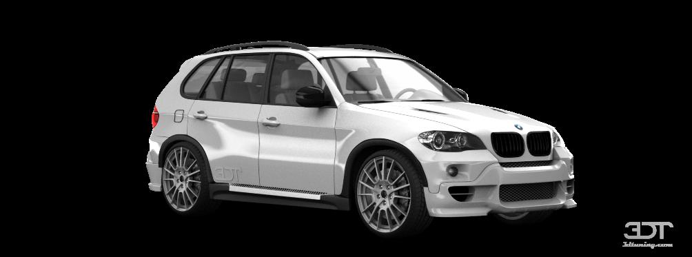 BMW X5'06